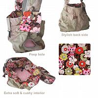 "Cargo ""Kitty' Cross-Body Carrier"