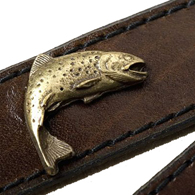 Fish (genuine leather) Country