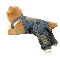 Overalls (Exclusively @ PawChic!)