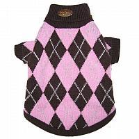 Pink Argyle Cashmere (Exclusive!)