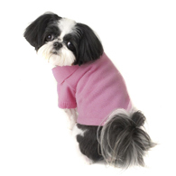 Pink Cashmere Polo (Exclusive!)