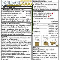 K9 5000 - Glucosamine