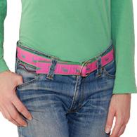 Pink Whale Belt