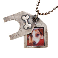 Dog House Locket